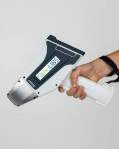 Spektrometr LIBS pro prvkovou analýzu