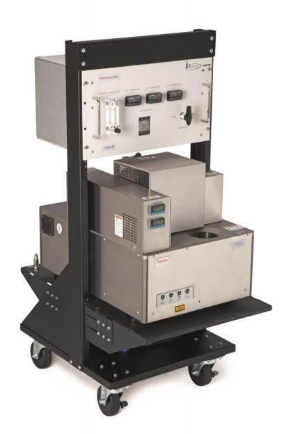 FT-IR spektrometr Nicolet iG50 na stojanu (racku)