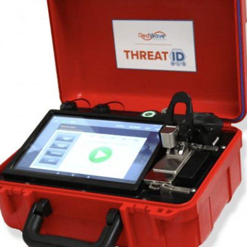 FT-IR spektrometr ThreatID